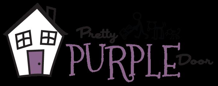 Pretty Pruple Door logo