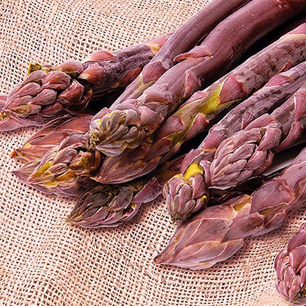 Purple Passion Asparagus