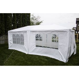 Party Tent With Sides 10x20