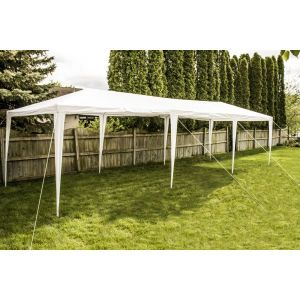 Party Tent With Sides 10x30
