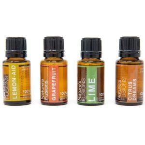 Be Cheerful Essential Oils Wellness Kit