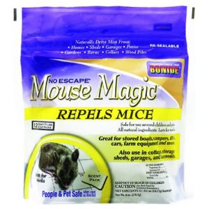 Bonide Mouse Magic 12 Bag Econo Size