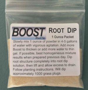 Boost Grass Plug Root Dip