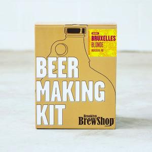 Bruxelles Blonde Beer Making Kit