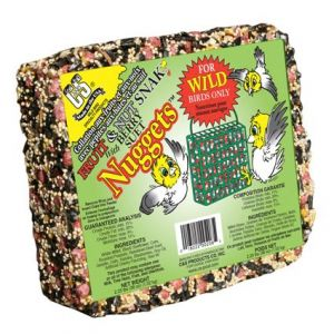 C&S Fruit and Nut Seed Snak with Suet Nuggets