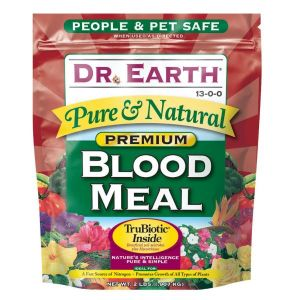 Dr. Earth Blood Meal 13-0-0