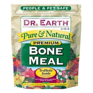 Dr. Earth Bone Meal 3-15-0