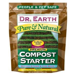 Dr. Earth Compost Starter