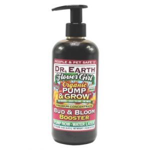 Dr. Earth Flower Girl Organic Pump & Grow Bud & Bloom Booster