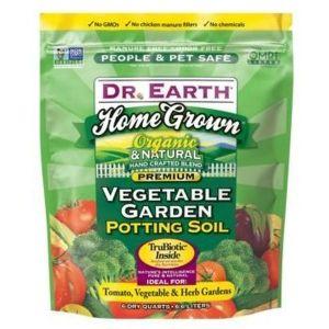 Dr. Earth Home Grown Vegetable Garden Potting Soil