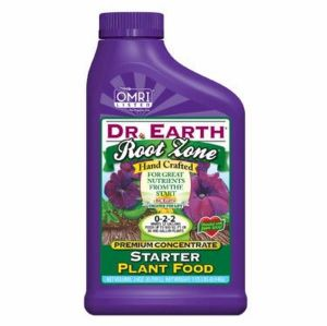 Dr. Earth Root Zone Starter Plant Food Concentrate