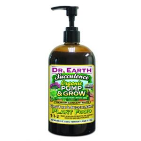 Dr. Earth Succulence Organic Pump & Grow Cactus & Succulent Food