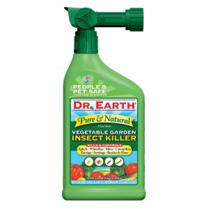 Dr. Earth Vegetable Garden Insect Killer RTS