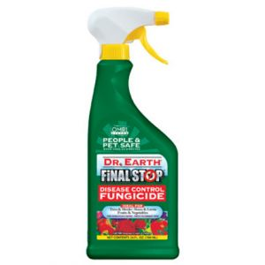 Dr. Earth Final Stop Organic and Natural Disease Control Fungicide
