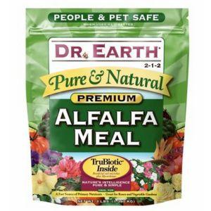 Dr. Earth Pure & Natural Premium Alfalfa Meal