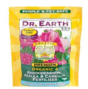 Dr. Earth Acid Lovers Organic and Natural Premium Fertilizer