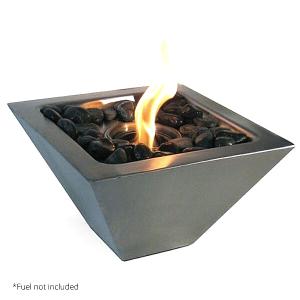 Empire Indoor/Outdoor Table Top Gel Fireplace