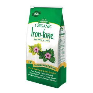 Espoma Iron-Tone Organic Plant Food 2-1-3