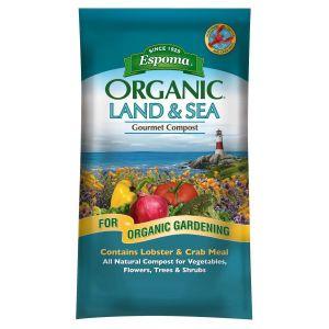 Espoma Land & Sea Compost