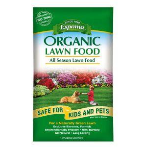 Espoma Natural All Season Lawn Food Organic