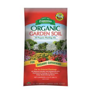 Espoma Organic All Purpose Garden Soil