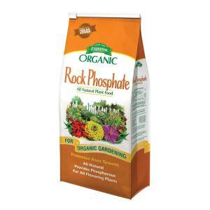 Espoma Rock Phosphate Organic Supplement 0-3-0