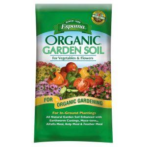 Espoma Veg & Flower Garden Soil