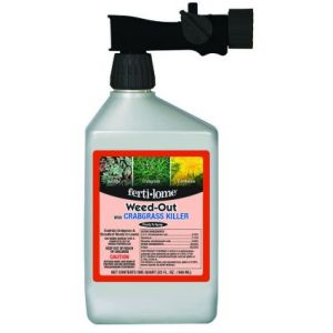 Fertilome Weed Out Killer With Crabgrass RTS Hose End
