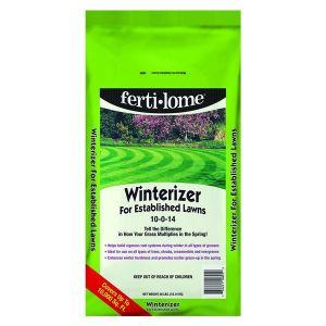 Fertilome Winterizer Lawn Food 10-0-14