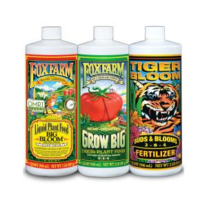 FoxFarm Soil Liquid Trio Pack