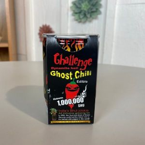Ghost Chili Pepper Grow Kit