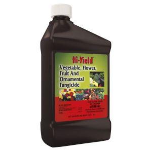 Hi-Yield Vegetable Flower Fruit Fungicide Chlorothalonil