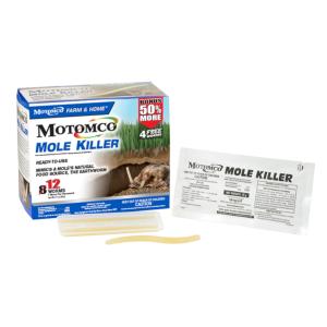 Motomco Mole Killer Worms 12 Pack