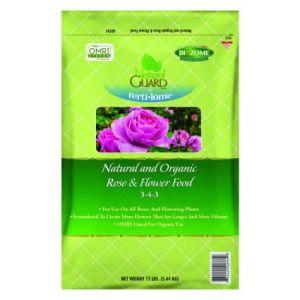 Natural Guard Organic Rose & Flower Food 3-4-3