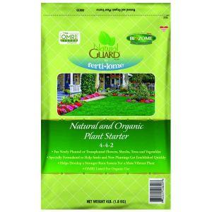 Natural Guard Organic Plant Starter Food 4-4-2