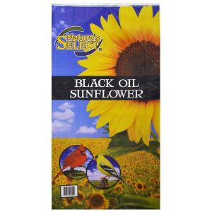 Nature's Select Black Oil Sunflower Seed Wild Bird Feed