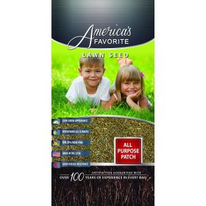 America's Favorite All Purpose Patch Mix Lawn Seed