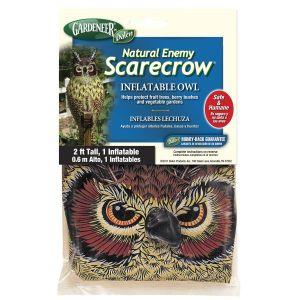 Dalen Gardeneer Natural Enemy Scarecrow Inflatable Owl