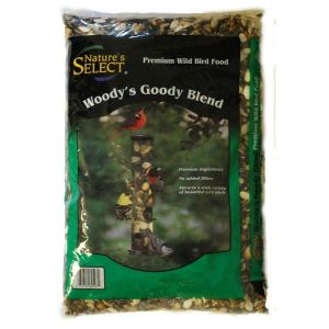 Nature's Select Woody's Good Blend Wild Bird Feed