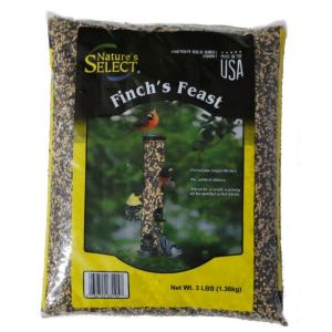 Nature's Select Finches Feast Wild Bird Feed