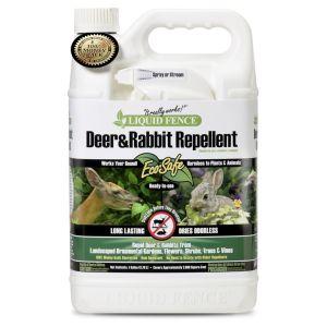 Liquid Fence Deer and Rabbit Repellent RTU Spray