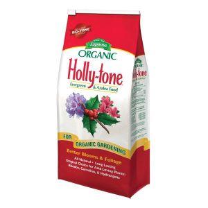 Espoma Holly-Tone Organic Food For Evergreen & Flowering Shrubs 4-3-4