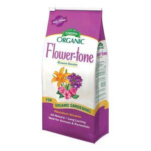 Espoma Flower-Tone Organic Plant Food Annuals & Perennials 3-4-5