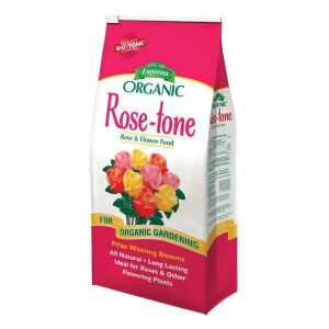 Espoma Rose-Tone Organic Rose Plant Food 4-3-2