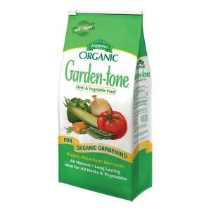 Espoma Garden-Tone Organic Vegetable Food 3-4-4