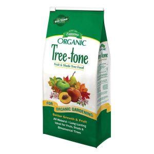 Espoma Tree-Tone Organic Plant Food For Shade Fruit & Ornamental Trees