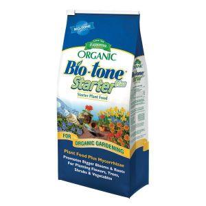 Espoma Bio-Tone Starter Plus Organic Plant Food 4-3-3