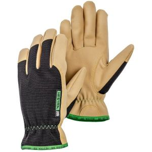 Hestra Duratan Gloves With Ax-Suede