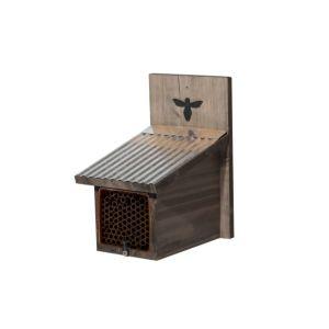 Woodlink Rustic Farmhouse Mason Bee House