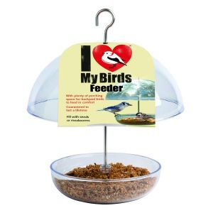 Jacobi Jayne Ilr-X2 I Love My Birds Pearl Feeder